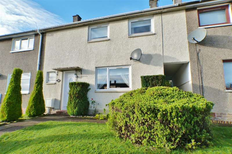 3 Bedrooms Terraced House for sale in Dunbar Place, West Mains, EAST KILBRIDE