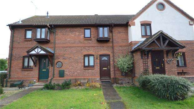 2 Bedrooms Terraced House for sale in Simkins Close, Winkfield Row