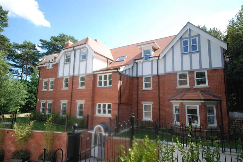 2 Bedrooms Apartment Flat for sale in BH3 Meyrick Park, Bournemouth