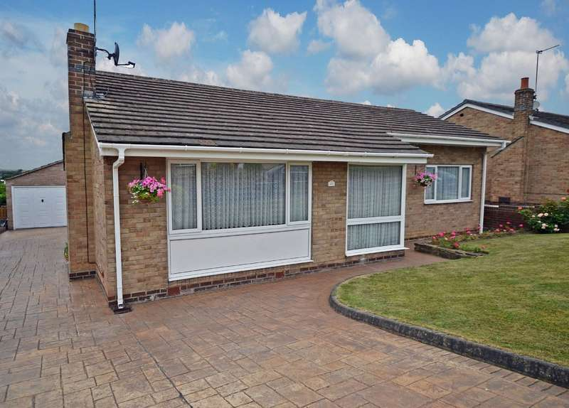 3 Bedrooms Detached Bungalow for sale in Mountbatten Avenue, Sandal, Wakefield