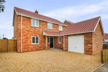 4 Bedrooms Detached House for sale in Attleborough, Norfolk