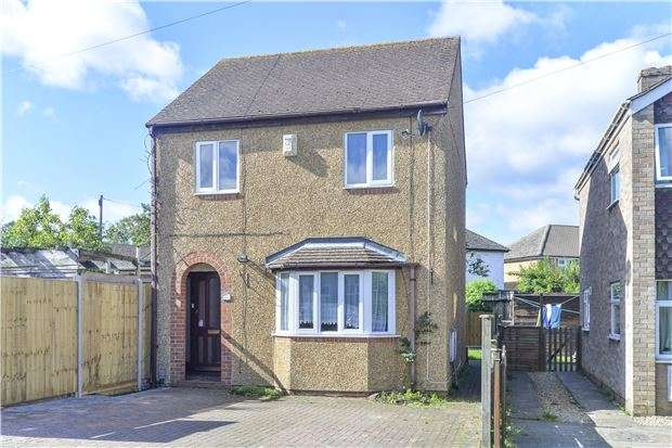 3 Bedrooms Detached House for sale in Collinwood Road, Headington, OXFORD, OX3 8HJ