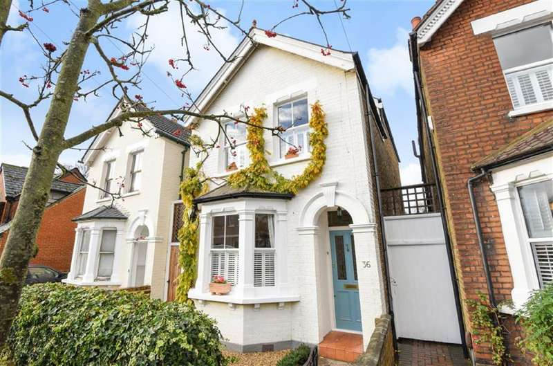 5 Bedrooms Property for sale in Chestnut Road, Kingston Upon Thames