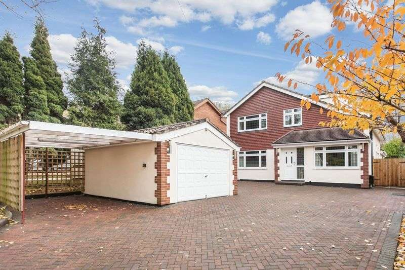 5 Bedrooms Detached House for sale in Manor Drive, Longfield