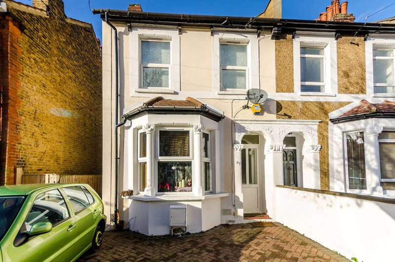 3 Bedrooms House for sale in Moffat Road, Thornton Heath, CR7