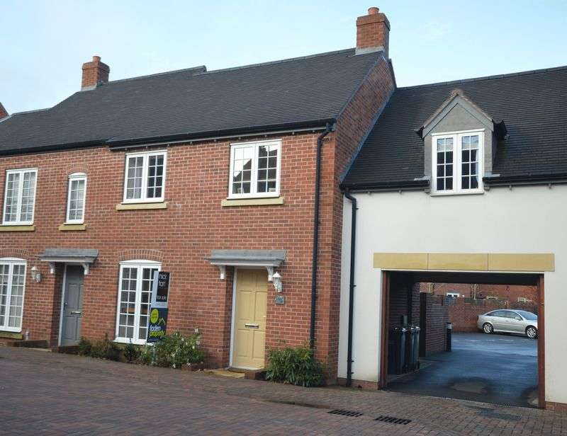 3 Bedrooms Terraced House for sale in Church View, Telford