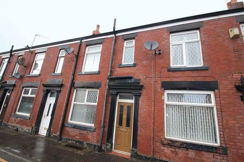 2 Bedrooms Terraced House for sale in Entwistle Road, Rochdale OL16 2JJ`