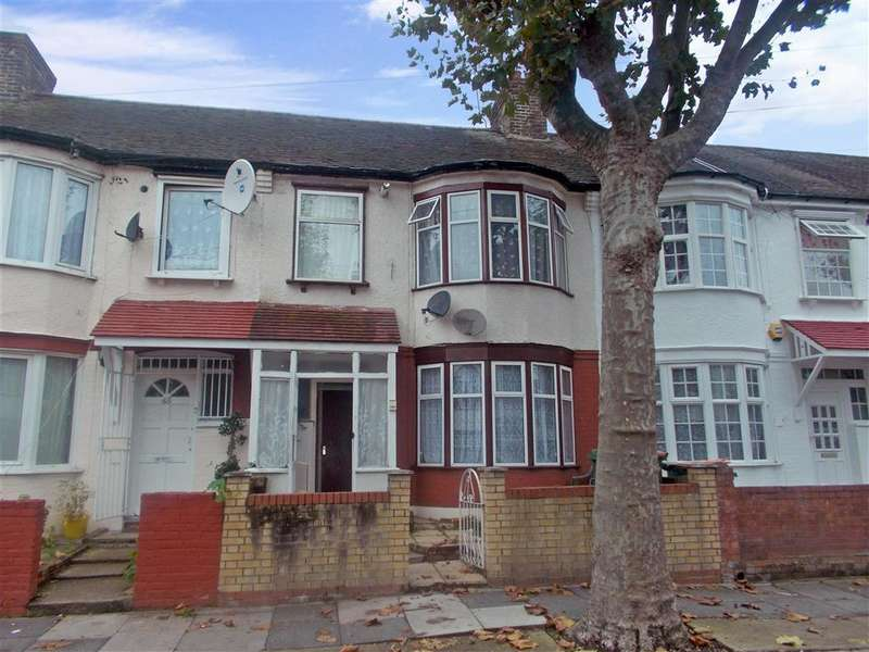 1 Bedroom Ground Flat for sale in Landseer Avenue, Manor Park, London