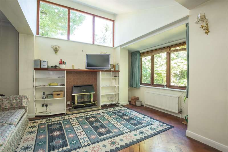 3 Bedrooms End Of Terrace House for sale in Oakfield Road, Finchley, London, N3