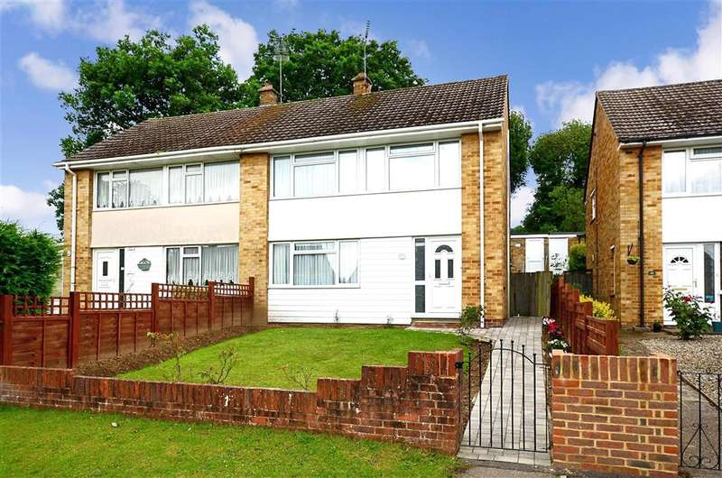 3 Bedrooms Semi Detached House for sale in Park House Drive, Reigate, Surrey