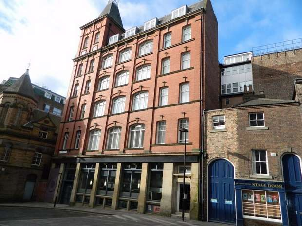 2 Bedrooms Flat for sale in Waterloo House, Thornton Street, NEWCASTLE UPON TYNE, Tyne and Wear