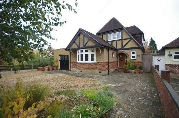 4 Bedrooms Detached House for sale in Strangeways, WATFORD, Hertfordshire