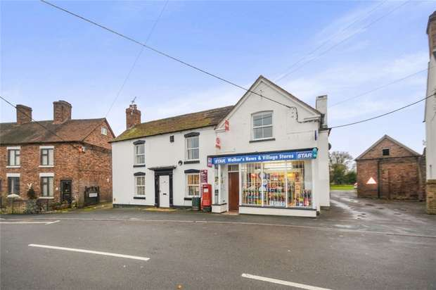 5 Bedrooms Commercial Property for sale in Woodhouse Lane (inc. Newsagents), Horsehay, Telford, Shropshire