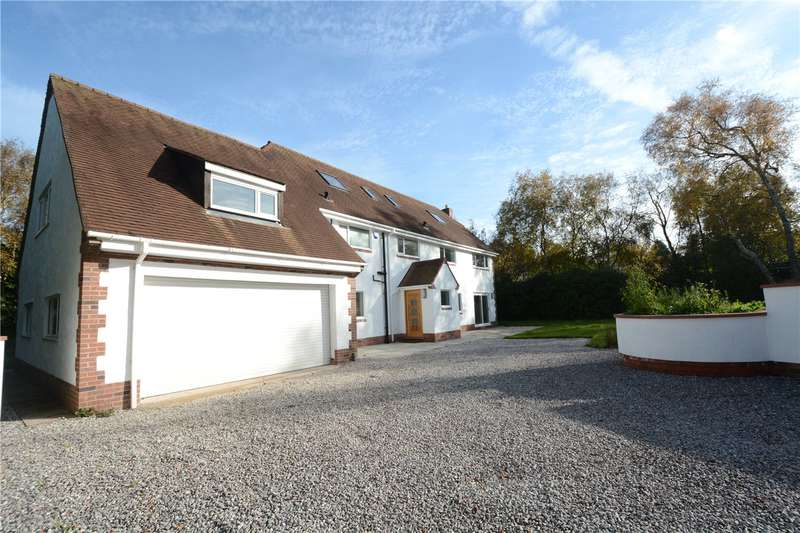 5 Bedrooms Detached House for sale in Birchmere, Heswall, Wirral