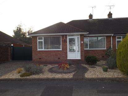 2 Bedrooms Bungalow for sale in Newstead Avenue, Radcliffe-On-Trent, Nottingham