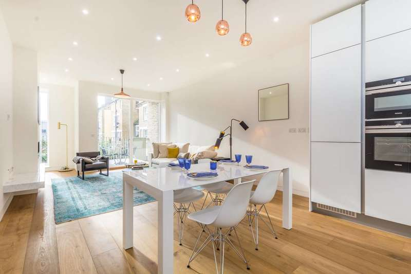 3 Bedrooms Terraced House for sale in Melody Lane, Highbury, N5