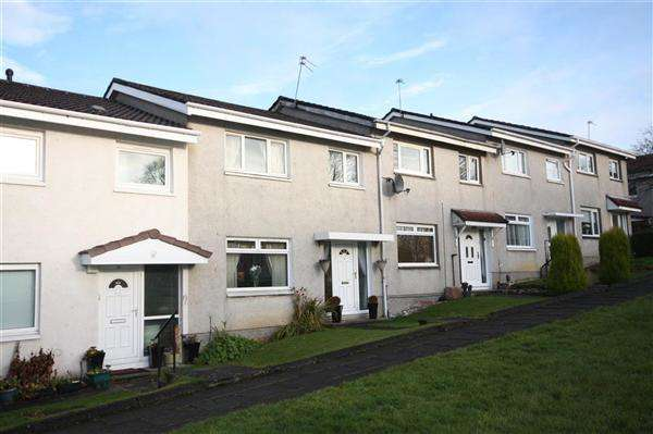 3 Bedrooms Terraced House for sale in Morland, East Kilbride