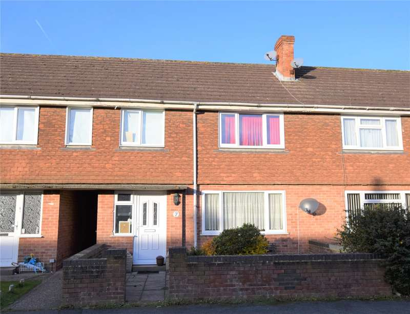3 Bedrooms Terraced House for sale in The Bevers, Mortimer Common, Reading, Berkshire, RG7