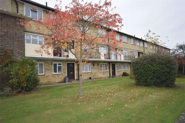 2 Bedrooms Maisonette Flat for sale in Glebe Way, Twickenham
