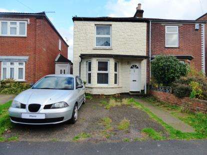 3 Bedrooms Semi Detached House for sale in Freemantle, Southampton, Hampshire