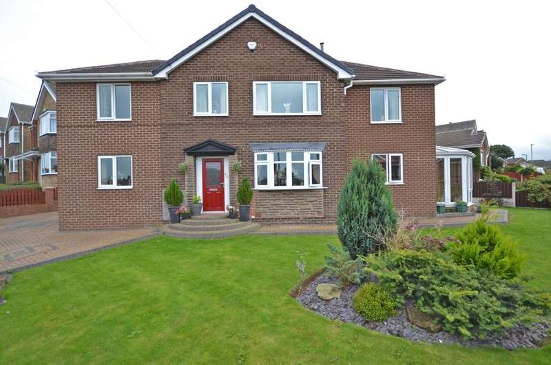 5 Bedrooms Detached House for sale in Birkdale Road, Royston, Barnsley