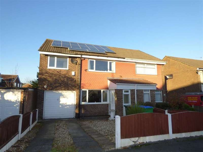 3 Bedrooms Property for sale in Severn Road, Summit, HEYWOOD, Lancashire, OL10
