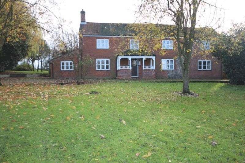 4 Bedrooms Detached House for sale in Watton Road, Norwich