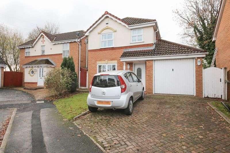 3 Bedrooms Detached House for sale in Gladden Hey Drive, Winstanley, Wigan