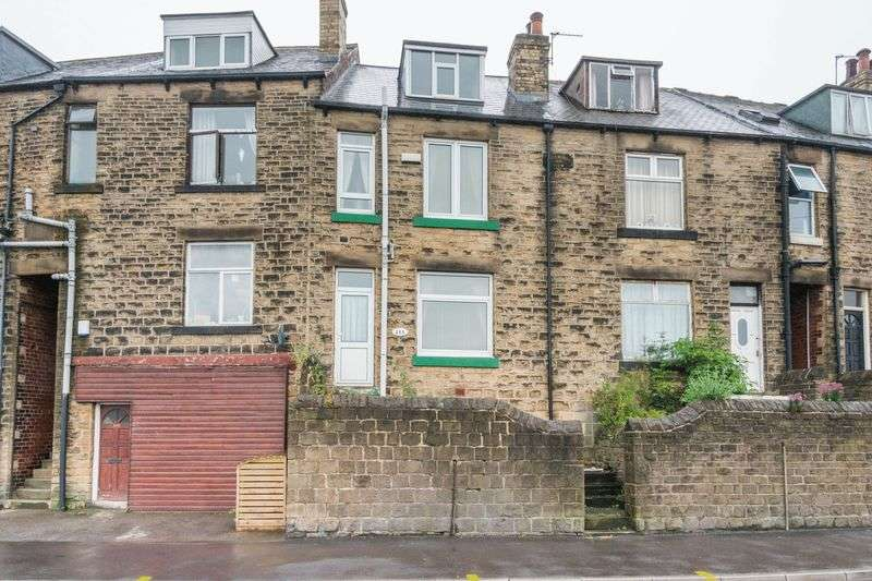 3 Bedrooms Property for sale in Heavygate Road, Crookes - STUNNING VIEWS!