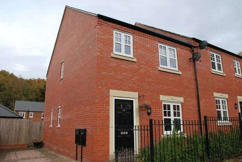 3 Bedrooms Semi Detached House for sale in Farr Lane, Muxton, Telford, Shropshire