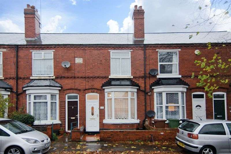 3 Bedrooms Terraced House for sale in Victoria Street, Willenhall