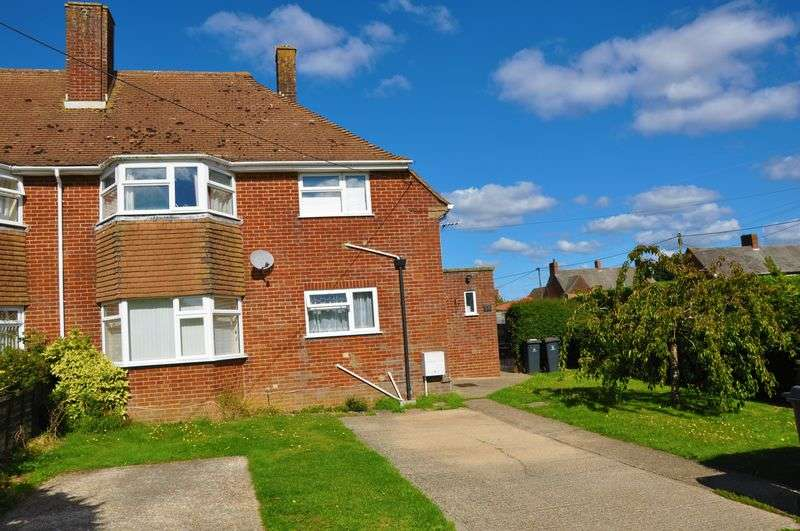 2 Bedrooms Flat for sale in Abbotts Ann, Andover