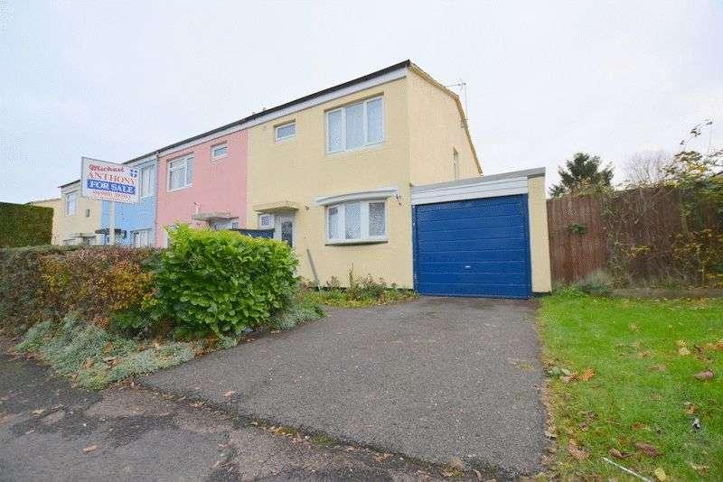4 Bedrooms House for sale in Lincoln, Stantonbury, Milton Keynes