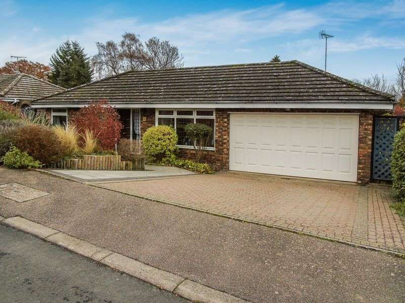 3 Bedrooms Detached Bungalow for sale in Oaklea, Welwyn