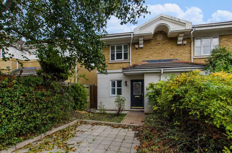 3 Bedrooms House for sale in Glenburnie Road, Tooting, SW17