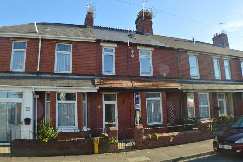 3 Bedrooms Terraced House for sale in Ty Mawr Road