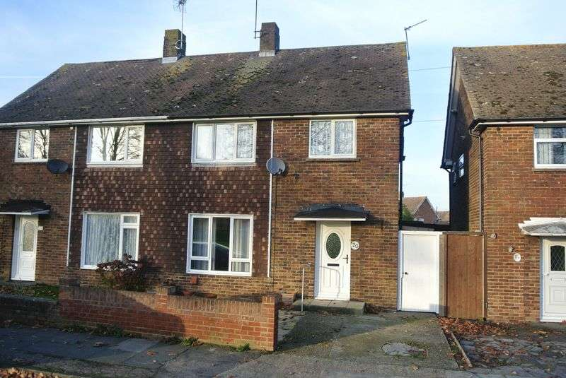 3 Bedrooms Semi Detached House for sale in Queens Avenue, Canterbury