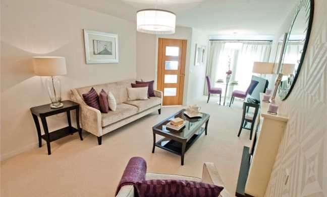 2 Bedrooms Apartment Flat for sale in Campsie Grove, 27 Kirkintilloch Road, GLASGOW