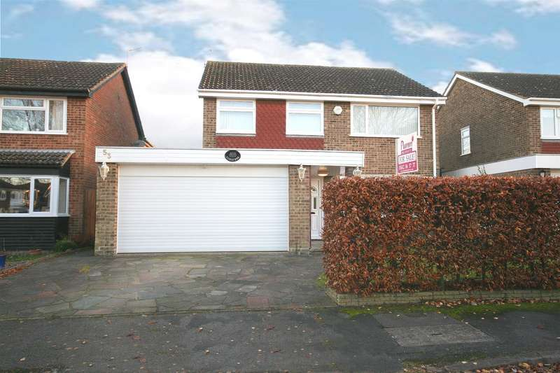 4 Bedrooms Property for sale in Crispin Field, Pitstone, Bucks.