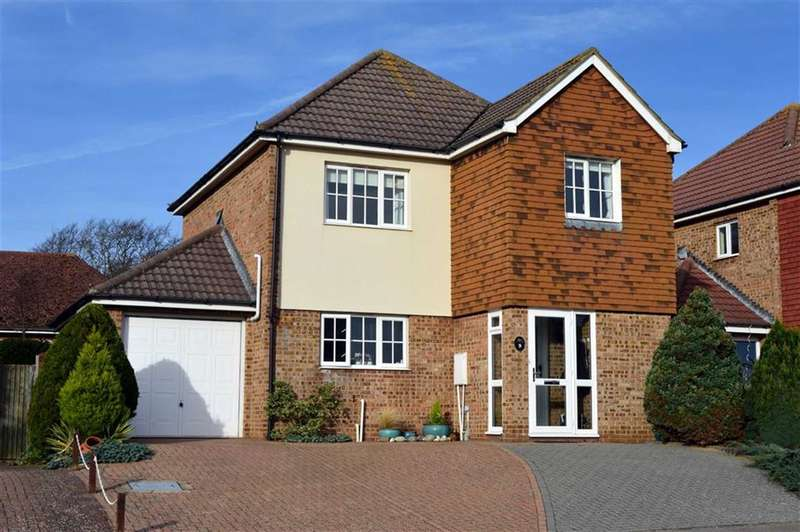3 Bedrooms Property for sale in Seagrove Way, Seaford, East Sussex