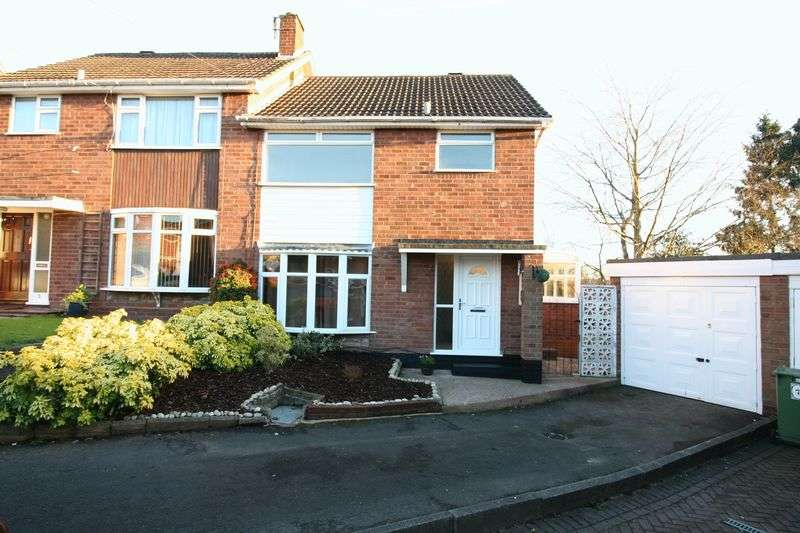 3 Bedrooms Semi Detached House for sale in WORDSLEY, Fairford Gardens