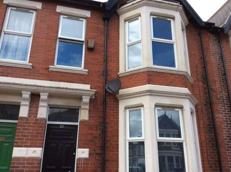 4 Bedrooms Terraced House for rent in Wingrove Road, Newcastle Upon Tyne