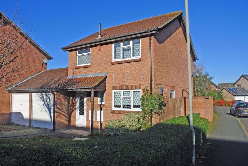 3 Bedrooms House for sale in Greenwich Gardens, Newport Pagnell