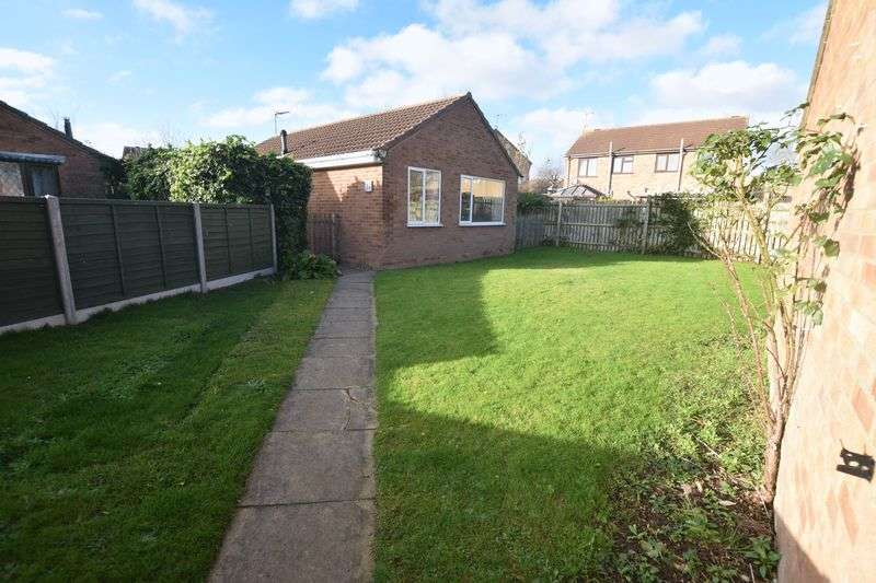 2 Bedrooms Detached Bungalow for sale in Atwater Court, Lincoln