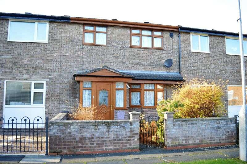 3 Bedrooms Terraced House for sale in Pailin Drive, Droylsden, Manchester