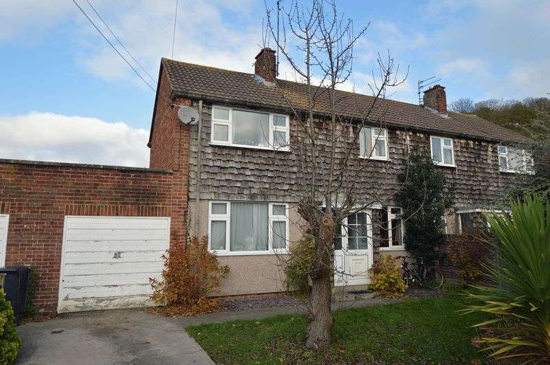 3 Bedrooms Semi Detached House for sale in Tickenham Road, Clevedon