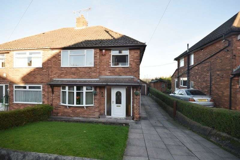 3 Bedrooms Property for sale in Alwyn Crescent, Sneyd Green