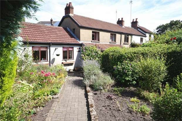 3 Bedrooms Cottage House for sale in Uskside Cottages, Caerleon, NEWPORT