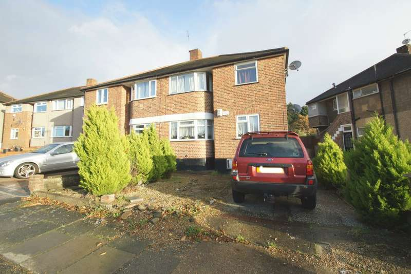 2 Bedrooms Maisonette Flat for sale in Meadowview Road, Catford, SE6