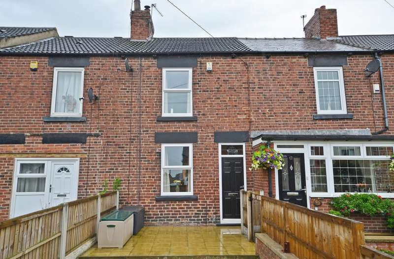 3 Bedrooms Terraced House for sale in Mill Lane, Ryhill, Wakefield